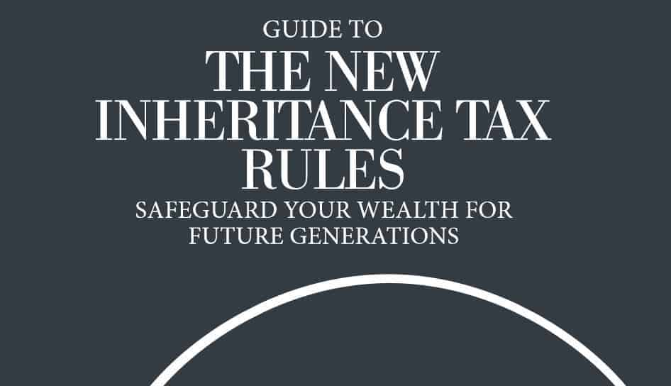 inheritance tax rules